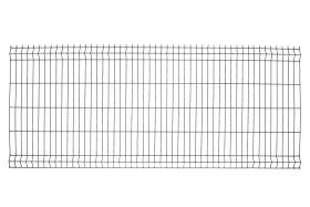 Tvoros segmentas HERVIN GARDEN, dažytas, cinkuotas, rudas, akutė 200 x 50 mm., 2,50 x 1,03 m., vielos skersmuo 4 mm.
