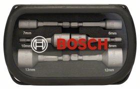 Galinių raktų rinkinys BOSCH, 50 mm; 6, 7, 8, 10, 12, 13 mm