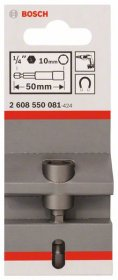 Šešiakampis raktas BOSCH, dydis 10,0/l=50 mm