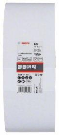 Šlifavimo juostų rinkinys BOSCH, X440 100x610, K 120, 10 vnt.