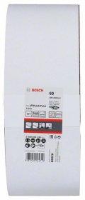 Šlifavimo juostų rinkinys BOSCH, X440 100x610, K 60, 10 vnt.