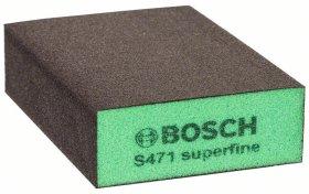 Šlifavimo kaladėlė BOSCH, 69x97x26mm super smulkus
