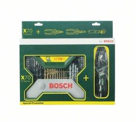 Įrankių rinkinys BOSCH X-Line