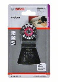 "Multifunkcinio įrankio HCS gremžtukas BOSCH ""ATZ 52 SFC"", lankstus 52 x 38 mm STARLOCK"