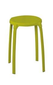 Vonios kėdė RIDDER ECO, apvali, žalia, A1050105