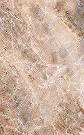 Keraminės sienų plytelės KAI JASPER 4679, 25 x 40 cm, 1,200 m2/dėž., t.rudas marmuras, Bulgarija