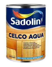 Vandeninis sienų lakas SADOLIN CELCO AQUA, 1 l