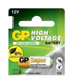 Maitinimo elementai GP GREENCELL mini 23AE-5 12V GP 23 AE-OC 5 stend