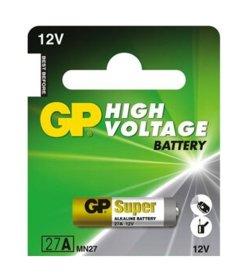 Maitinimo elementai GP GREENCELL mini 27A-5 12V 27A GP OC 5 stend