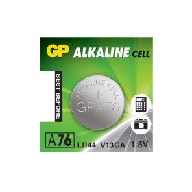 Maitinimo elementai GP GREENCELL mini LR44 1,5 V, AG13, CY-V13_ A76, stend