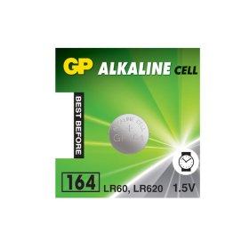 Maitinimo elementai GP  mini LR620 (164) AG1 1,5 V, 164-1 CY-V1, stend