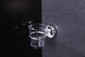 Stiklinė RIDDER 12030000, 80 x 95 x 127 mm, pirklijuojama, nerūdijančio plieno