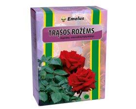 Trąšos rožėms organinių, mineralinių mišinys  E 1 kg.