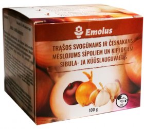 Trąšos svogūnams ir česnakams   (03-08mėn), 100 g.