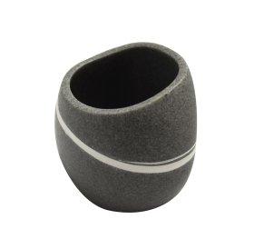 Stiklinė RIDDER LITTLE ROCK, pastatoma, smėlio spalvos, 22190109
