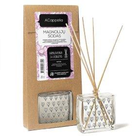 Namų kvapas su lazdelėmis ACappella Magnolijų sodas