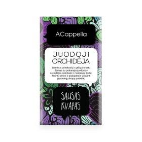 Sausas namų kvapas ACappella Juodoji orchidėja