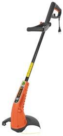 Elektrinė rankinė žoliapjovė TRAMONTINA AP 1000 T, Galingumas 1000 W.Automatinis valo ištraukimas.Reguliujamas rankenos aukštis.Pjovimo plotis 28 cm.