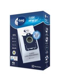 Dulkių siurblio maišelis Electrolux bag Classic Long performance E201S, pakuotėje - 4 vnt.