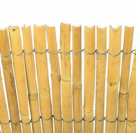 Uždanga iš jauno bambuko Nortene, 150 x 500 cm.