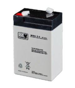 Akumuliatorius MW POWER, 5 AH 6 V