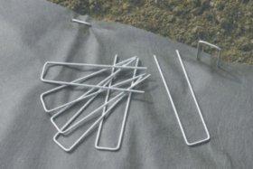 Smeigtukas agroplėvelei, U formos, metalinis, 15 x 7,5 x 15 cm., 10 vnt.