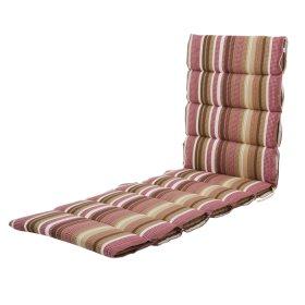 Pagalvelė gultui PATIO Ambiente Liege C010-04PB, 190x60x5,5 cm, tekstilė, dryžuota