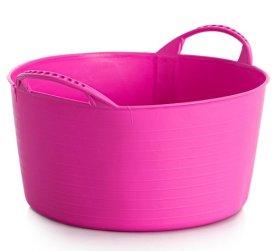 Lankstus plastikinis krepšys RED HOG, rožinis 14 L., 50POJ2025
