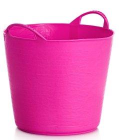 Lankstus plastikinis krepšys RED HOG, rožinis 26 L., 50POJ2035