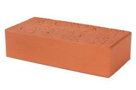 Keraminės plytos LODE  Pilnavidurės Raudona, lygi, matmenys 250 x 120 x 65 mm 14.100153L,