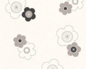 Tapetai AS Creation Happy Spring 34767-3, 0,53 x 10m, UŽS
