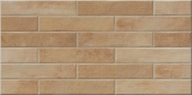 Akmens masės sienų plytelės CERSANIT MALBORK BEIGE, 29,8 x 59,8 cm, smėlio spalvos, glazūruotos