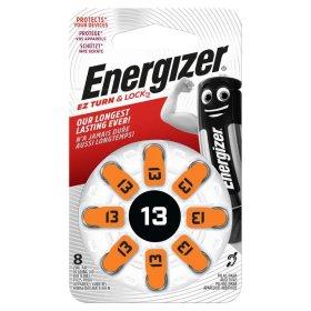 Maitinimo elementai ENERGIZER 13, klausos aparatui, 8 vnt.