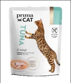 Konservuotas kačių ėdalas PRIMACAT Soups