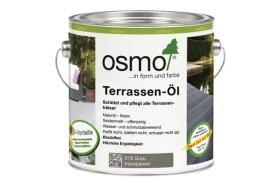 Aliejus terasoms OSMO 019, pilkas, 2,5 l