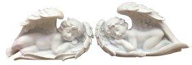 Statulėlė angeliukas, 33 cm., pagaminta iš polirezino