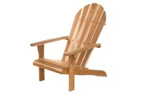 Medinė lauko kėdė AFRODITE, 60x72x104cm, tikmedi
