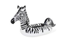 Pripučiamas plaustas BESTWAY Stripes Zebra Float, 2,54 x 1,42 m., 41406
