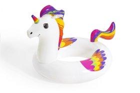 Pripučiamas plaustas BESTWAY Fantasy Unicorn Swim Ring, 1,19 x 0,91 m., 36159