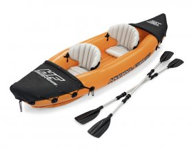 Baidarė BESTWAY Hydro-Force Lite-Rapid X2 Kayak, 3,21 x 0,88 m., 65077