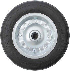 Karučio ratas HERVIN CONSTRUCTION TRPVC335-75, 3,35x75 cm., met. diskas, PVC, nepripučiamas