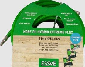 Žarna konstrukcinėms viniakalėms ESSVE EXTREME FLEX, 15 m x 10 mm