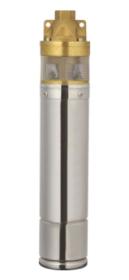 Panardinamas giluminis siurblys TERRA 4/100, kėlimo aukštis 60 m, našumas 40 l/min, galia 750W