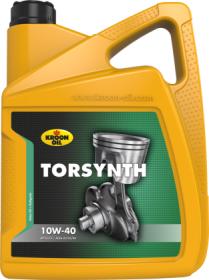 Variklinė alyva KROON-OIL TORSYNTH 10W-40, 5L, pusiau sintetinė