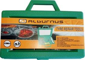 Padangų remonto rinkinys ALBURNUS