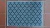 Kilimėlis PRINT Mat, 50 x 70 cm, pilkos spalvos