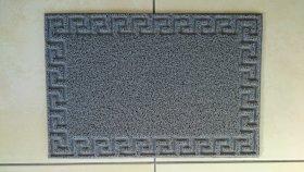 Kilimėlis DOOR Mat, 40 x 60 cm, pilkos spalvos