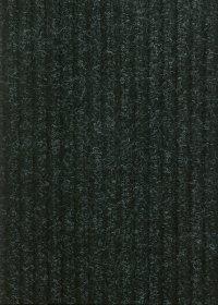 Kilimėlis  ORION 50 x 60 cm, juodos spalvos
