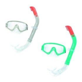 Nardymo įrangos komplektas BESTWAY Pro Snorkelite kaukė, kvėpavimo vamzdelis, nuo 14 metų
