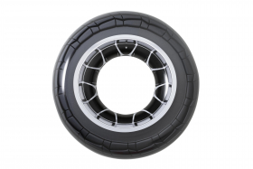 Pripučiamas padangos dizaino ratas BESTWAY High Velocity skersmuo 1,19 cm